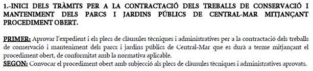 Noticias de gav mar a o 2009 p gina 10 de 70 for Trabajo en gava
